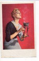 Publicité Pharmaceutique Laboratoires Malet / Sinusitol: Brule Parfum - Publicités