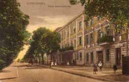 CPA- SCHNEIDEMÜHL (Allemagne-Ehemalige Dt. Gebiete-Pommern) - Neue Bahnhofstrasse In 1918 - Pommern