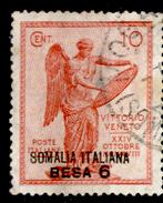 Italia-F01386 - Somalia 1922: Sassone N. 31 (o) Used - Privo Di Difetti Occulti. - Somalia