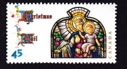 CANADA, 1997, # 1669.  CHRISTAMS: OUR LADY Of The ROSARY By NINCHERI . MNH - 1952-.... Règne D'Elizabeth II
