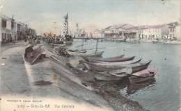 30 - Grau-du-Roi - Vue Générale (colorisée) - Le Grau-du-Roi