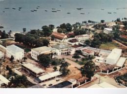 Gabon Libreville Aerial View Palais du Gouvernement