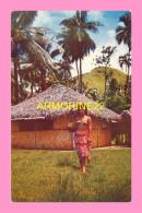 CPM TAHITI  Jeune Tahitienne - Polynésie Française