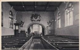 COXWOLD CHURCH INTERIOR - England