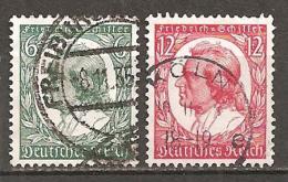 DR 1934 // Michel 554/555 O (4182) - Deutschland