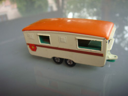 Lesney Matchbox    Caravane - Toy Memorabilia