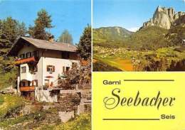 "Italy Seis Am Schlern Siusi Allo Sciliar, Gastehaus ""Seebacher"" Pension - Unclassified"