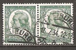 DR 1934 // Michel 554 O Paar (4200) - Deutschland
