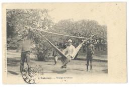 DAHOMEY  - Voyage En Hamac - Dahomey
