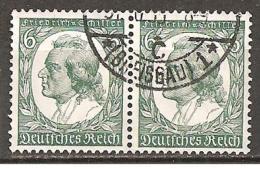 DR 1934 // Michel 554 O Paar (4199) - Deutschland