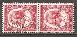 DR 1934 // Michel 555 O Paar (4213) - Deutschland