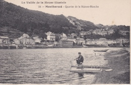 16 / 8 / 135  -    MONTHERMÉ  ( 08 )   -  QUARTIER  DE  LA  MAISON  BLANCHE - Montherme