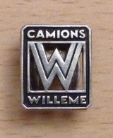 VIEUX PIN S CAMIONS WILLEME - Transportation