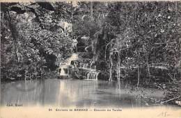 AFRIQUE NOIRE - Ex SOUDAN FRANCAIS ( Actuel MALI ) Environs De BAMAKO : Cascade Du TARAKO - CPA - Black Africa - Sudan