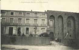 Capestang Le Vieux Chateau - Capestang