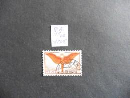 Suisse ; Poste Aérienne :Timbre N°11  Oblitéré - Poste Aérienne