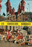 Namur Folklore Namurois Les Echasseurs - Namur