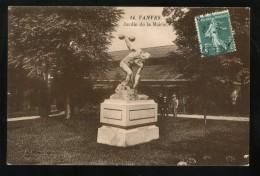 92 Hauts De Seine  Vanves 14 Jardin De La Mairie 1911 - Vanves