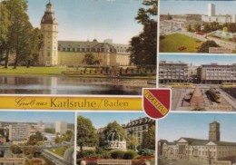 Germany Gruss Aus Karlsruhe Multi View