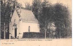 CHAMIGNY - Le Château Du Saussoy - La Chapelle - France