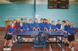 CPSM Groupe Départemental Du Nord De Détection DeTennis De Table  2005 Ping-pong Pongiste Sport - Table Tennis