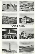 Verdun - Multivues - Monuments Pour La Commémoration Guerre 1914-1918 - Carte ML - Oorlogsmonumenten