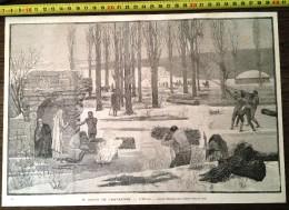 DOCUMENT ANNEES 1900 P FUVIS DE CHAVANNES L HIVER - Non Classés