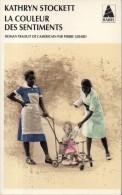 La Couleur Des Sentiments Par Kathryn Stockett - Babel N°1141 - Livres, BD, Revues