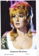 STEPHANIE BEACHAM - Film Star Pin Up - Publisher Swiftsure Postcards 2000 - Postales