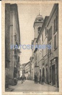 55238 ITALY PRIVERNO LATINA STREET CONSOLARE POSTAL POSTCARD - Italia