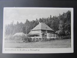 AK GRÜNBUSCHBAUDE B. HIRSCHBERG 1943//// D*20847 - Schlesien