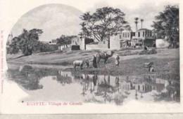 Egypte - Village De Chiséh  Carte Precurseur : Achat Immédiat - Otros