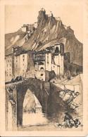 SISTERON - 04 - La Gardette En 1828 - Edit Clergue - ENCH0616 - - Sisteron