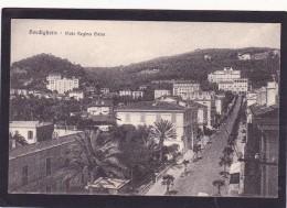 Old Post Card Of Viale Regina Elena, Bordighera, Liguria, Italy,K22. - Imperia