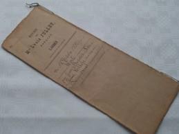 ETUDE De Mre Louis JULLET Notaire A LANDEN ( Liège ) : Akte - Anno 1892 ( Voir Photo Pour Détail ) ! - Non Classés