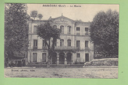 BESSEGES :  La Mairie. 2 Scans. Edition Brunel - Bessèges