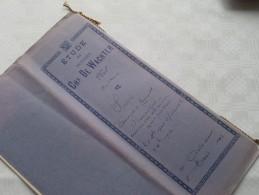 ETUDE De Chs De WACHTER Notaire à NIEL ( Prov. Antwerpen ) : Akte - Anno 1903 ( Voir Photo Pour Détail ) ! - Non Classés