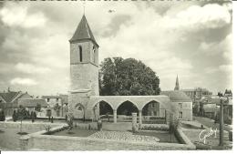 51579    Sees    Le Square Et L,eglise St Pierre - Sees