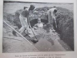 1906  BAINS DE BOUE  Thalassothérapie THERME ROMAIN D AGNANO - Vieux Papiers