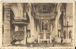_6ik-931:  Waerschoot.- Het Kerkbinnenaanzicht... Verstuurd Uit WAARSCHOOT  1948 > Ertvelde - Waarschoot