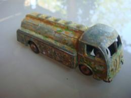 Camion Citerne Cij - Jouets Anciens