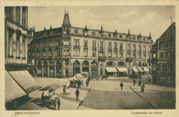 DE ZWEIBRUECKEN / Hauptstrasse Am Markt / - Zweibruecken