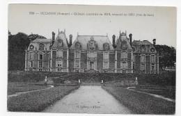 SUZANNE - N° 330 - LE CHATEAU CONSTRUIT EN 1619 - CPA NON VOYAGEE - France
