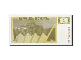 Slovénie, 1 (Tolar), (19)90, KM:1a, NEUF - Slovénie