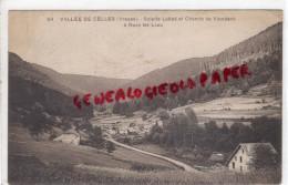 88 - VALLEE DE CELLES - SCIERIE LABBE ET CHEMIN DE VINNDECK A RAON LES LEAU - Andere Gemeenten