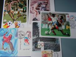 Spanien 5 Maxi Sport - Briefmarken