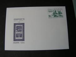 CSR Cv, Sport Olympia 1996 - Tschechische Republik