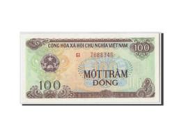 Viet Nam, 100 Dông, 1991, KM:105b, NEUF - Vietnam