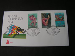 Malta Sport Olympia 1984 - Malta