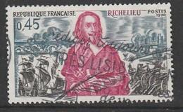 France 1970 History Of France 0.45 Multicolour - Oblitérés